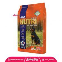 غذای خشک سگ بالغ با ۲۱ % پروتئین ۱۵ کیلوگرمی