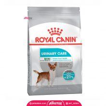 غذای خشک سگ نژاد کوچک سلامت و مراقبت از دستگاه ادراری